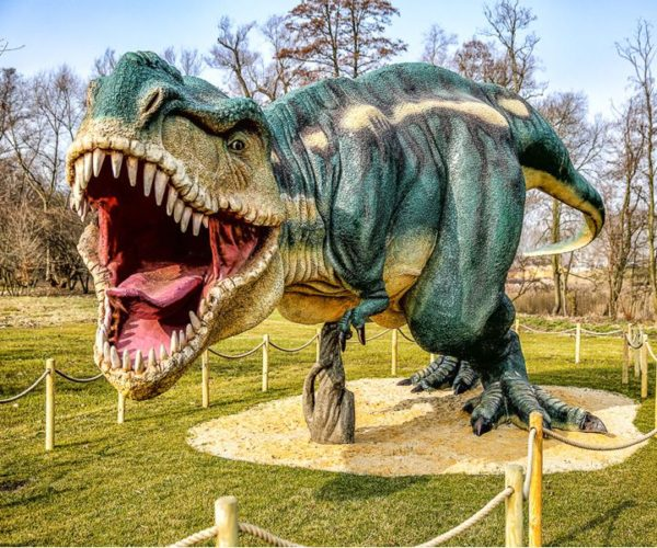 dinosaurus puisto
