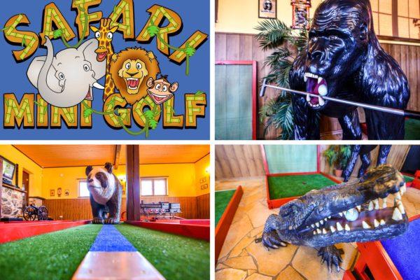 safari minigolf puisto